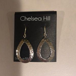Chelsea Hill earrings- Brand new!
